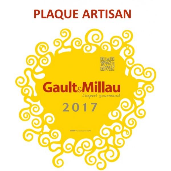 plaque-artisan-gaultmillau-2017-by-alessi